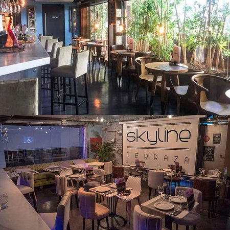Terraza Skyline Madrid Tetuan Menu Prices Restaurant