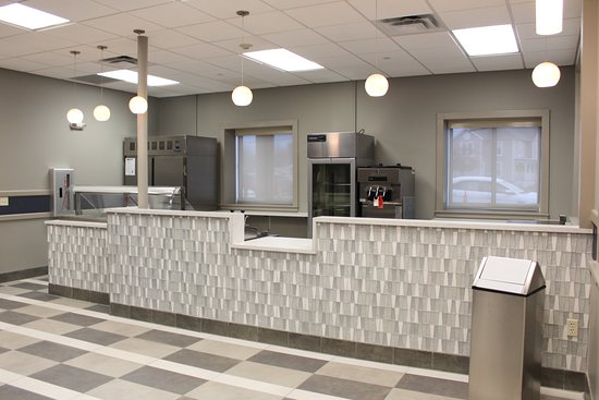 Newark, NY: The inside of Erie Shore Ice Cream as we continue to prepare for our Spring 2019 opening.