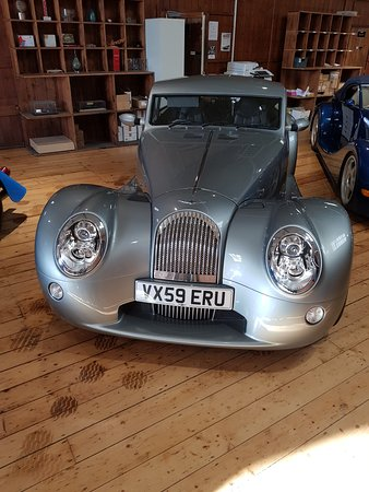 Morgan Motor Company: One of many