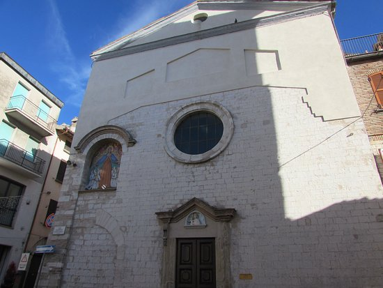 Gualdo Tadino, Taliansko: Santa Maria dei Raccomandati