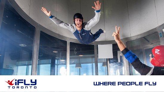 Oakville, Kanada: Where people fly!