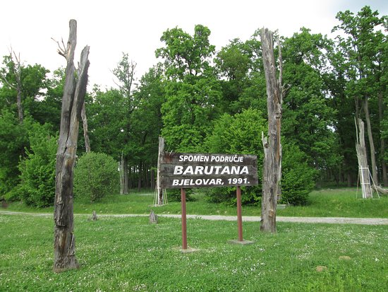 Memorial of Barutana