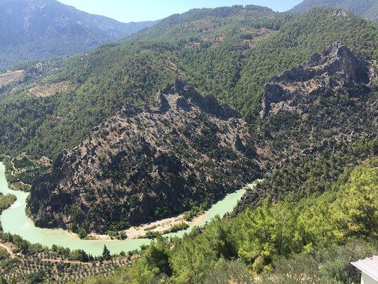 Göksu Nehri: Dağların arasından