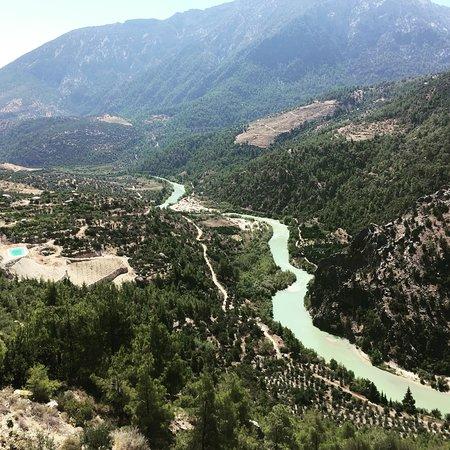 Göksu Nehri: ince ince
