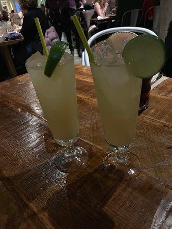 Cali cooler cocktail