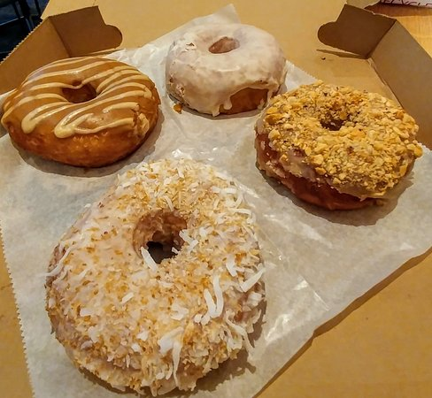 Union Square Donuts : Mmmm...donuts.