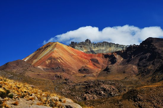 Tunupa Volcano