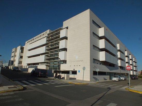 Apartamentos ELE Domocenter: Exterior do hotel