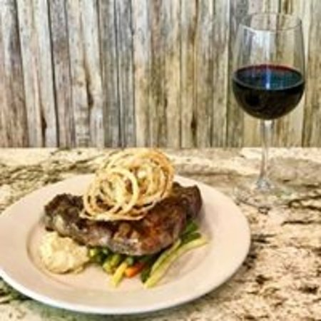 Hand cut Angus steaks paired with wines from Italy and select areas from around the world.