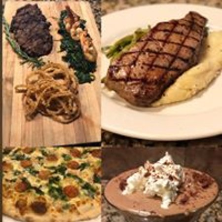 We are more than an Italian restaurant. Serving some classics and new dishes weekly!