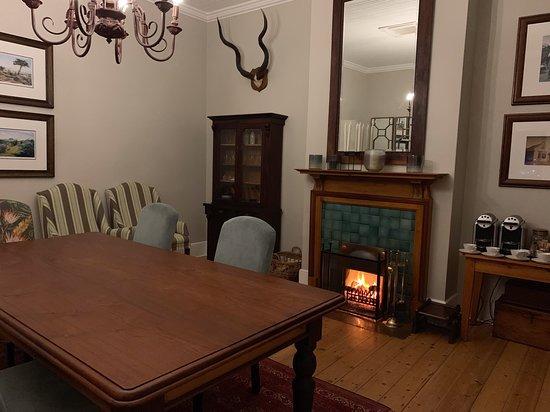Dining Room at Uplands Homestead