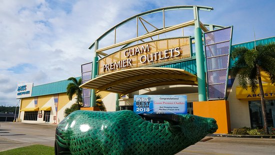 Tamuning, Mariana Islands: GPO was voted Best Shopping Center for Pika's Best of Guam 2017 & 2018! Thank you for your continued support.