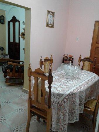 Hostal Haydee y Juan K en Remedios Cuba