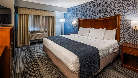 Best Western Plus Franklin Square Inn Troy/Albany: King Bed
