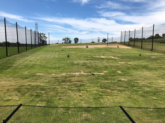 Sharks Golf Driving Range