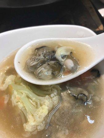 江口家鄉海蠣湯