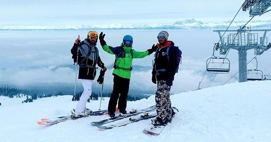 Himalayan Edges Ski Trek Travel