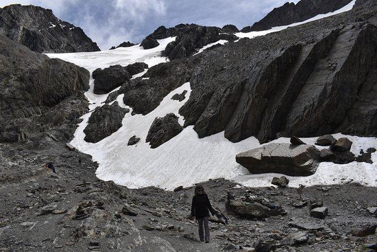 Glacier Martial
