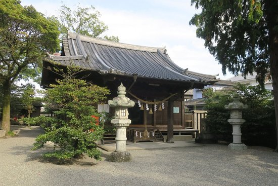 Usuki Yasaka Shrine