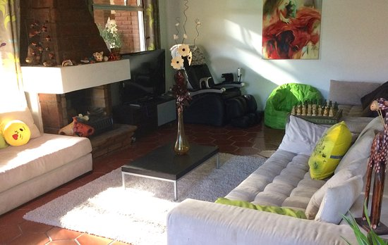 room Jardin – Bild von B&B Oui Madame, Tijuana - Tripadvisor