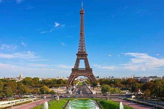Sightseeingtur i Paris hvor du går...