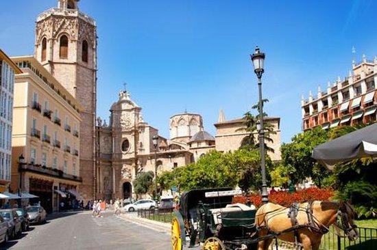 Excursión de 6 días a España desde...