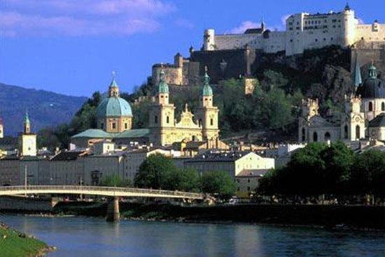Excursion d'une journée à Salzbourg...
