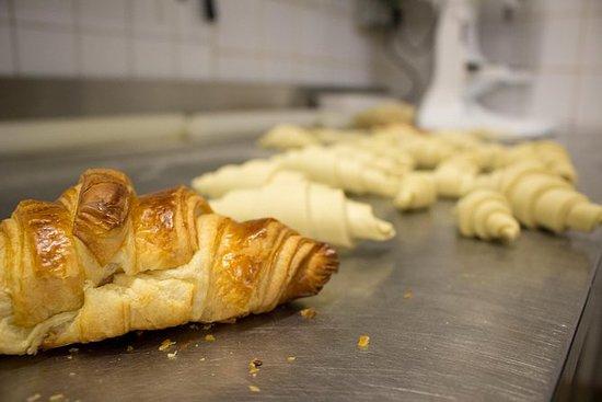 Dans les coulisses d'une boulangerie...