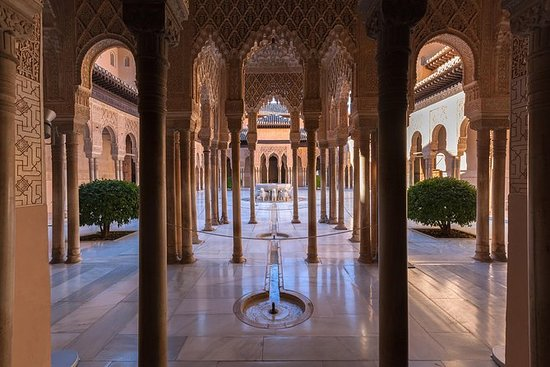 Skip-the-Line: Alhambra Tour and...