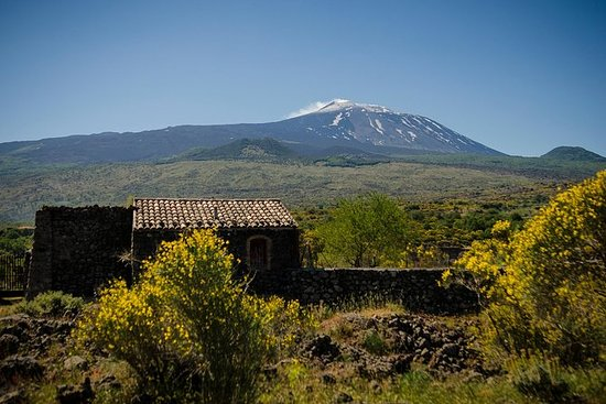 Mount Etna, Randazzo and Alcantara...