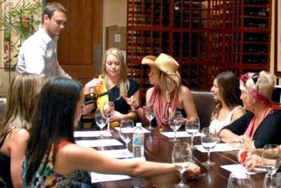 Wein- und Essenserlebnis bei...