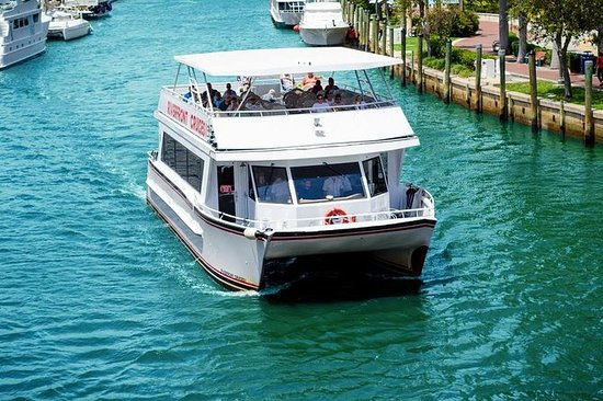 Riverfront Cruises Venice of America...