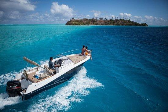 Crucero privado por la laguna de Bora...
