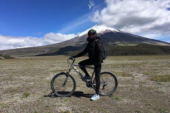 Heldags- og sykkel Cotopaxi National...