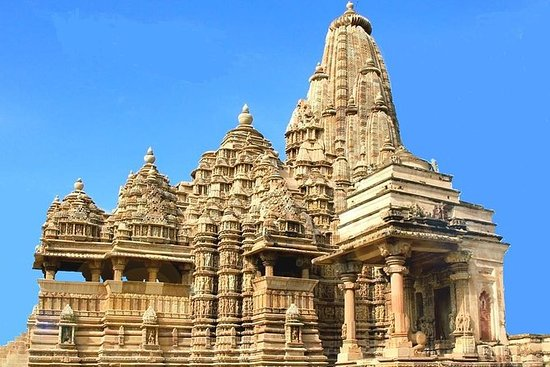 Private Khajuraho Tour from Delhi by...