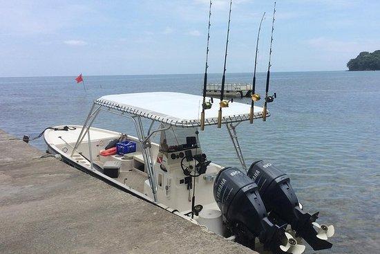 巴拿马私人钓鱼之旅
