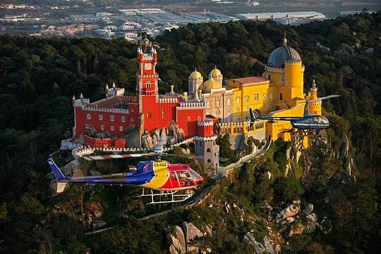 Private Tour: Lisbon Helicopter...