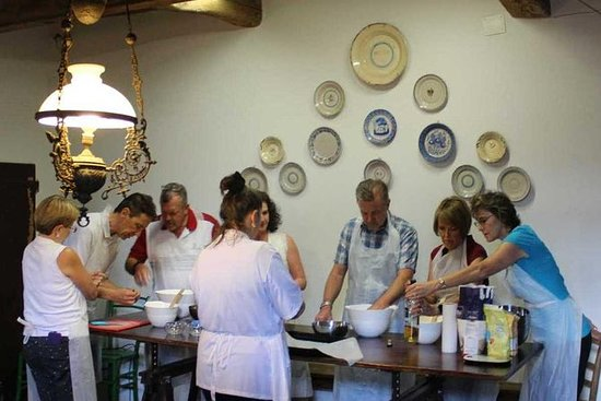 Cooking Classes in Tuscany Among the...
