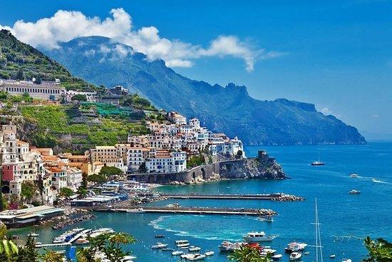 Visite de la côte amalfitaine en...