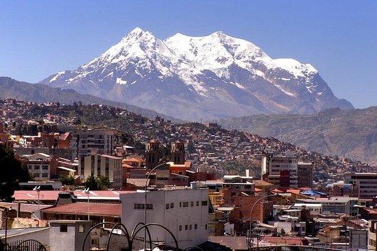 Visita a pie por la ciudad de La Paz