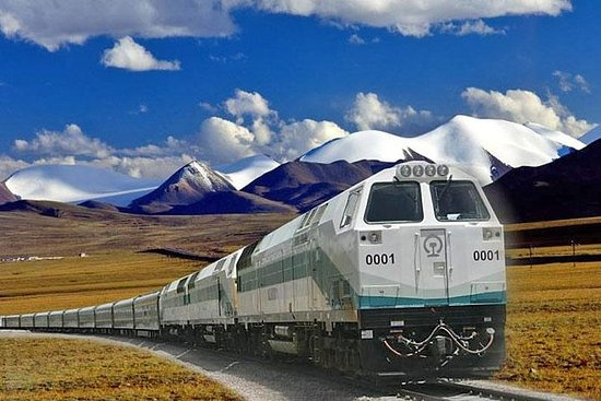 Small-Group 5-Night Lhasa Tour: trein ...
