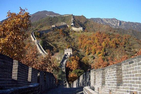 Private Half-Day Mutianyu Great Wall ...
