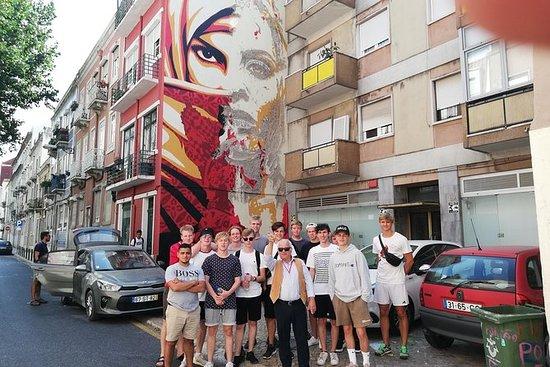 Excursion Real Lisbon Street Art