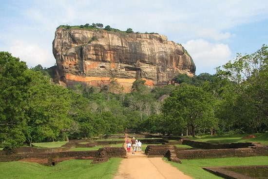 4-Night Sri Lanka Tour vanuit Colombo