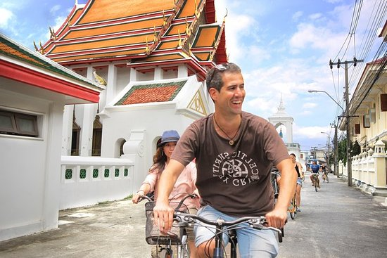 Experience Real Bangkok by Bike