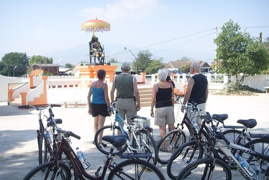 Half-Day Colors of Chiang Mai Biking...