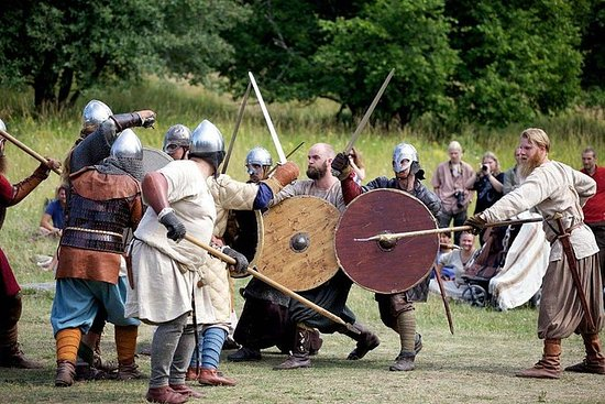 Birka the Viking City  - 游船之旅