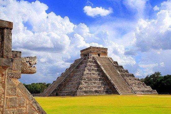 Chichen Itza Plus Tour de Cancun et...