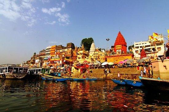 3-nat privat tur til Agra, Taj Mahal...