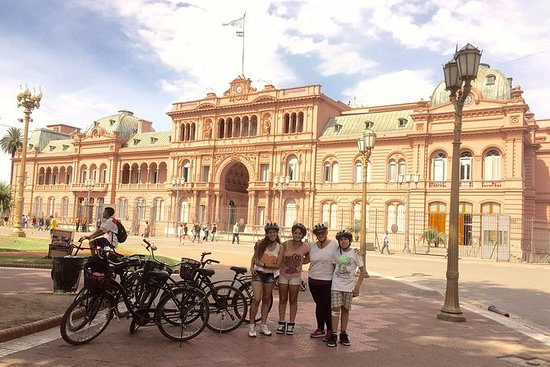 Bike Tour: Half-Day City Highlights...